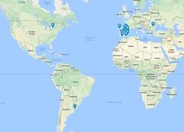 ¿Tienes un ejemplar de LCDOM? ¡Chívanos tu ciudad y aparece en el mapa LCDOM!