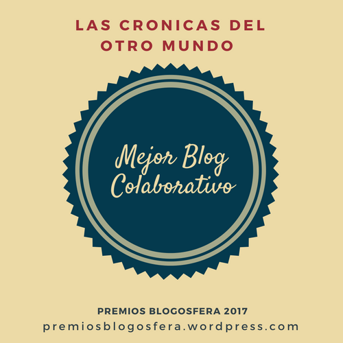 Premio Blogosfera 2017 · Mejor Blog Colaborativo