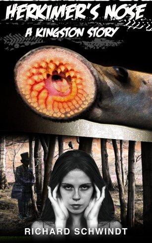 Zdzislaw Ewelina Marika pasó bastante miedo con el bicho dentudo, pero al final resultó que la lamprea llevaba dentadura postiza, la muy cutre.