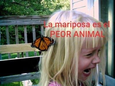 El peor animal
