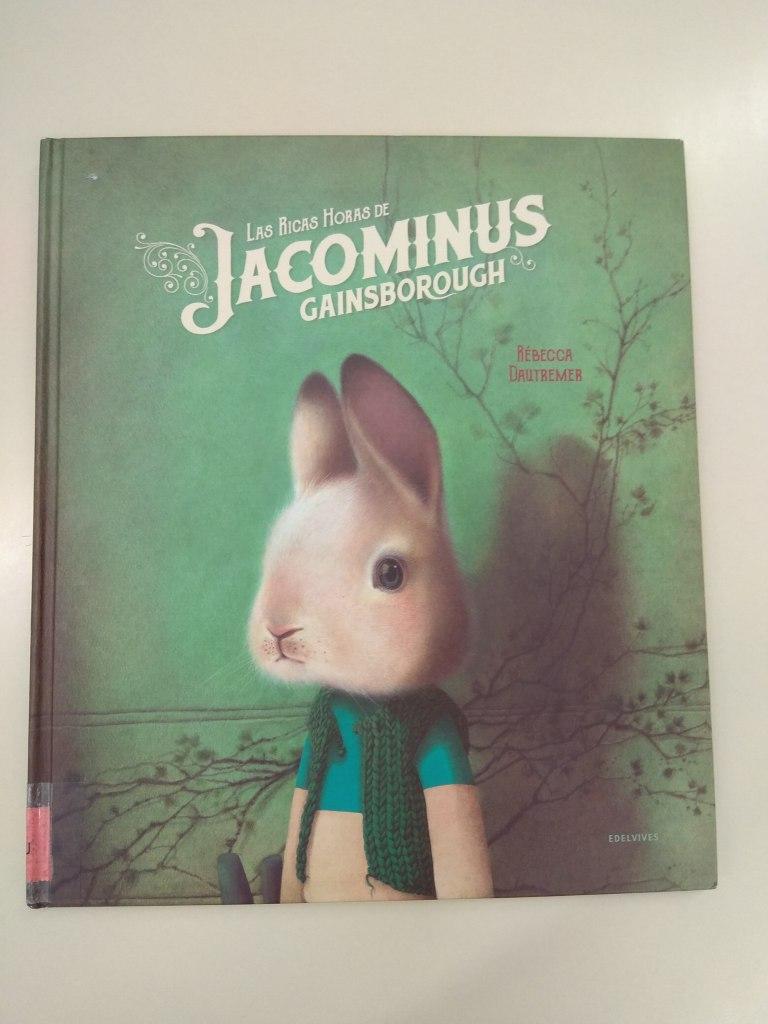 Este conejo es más raro...